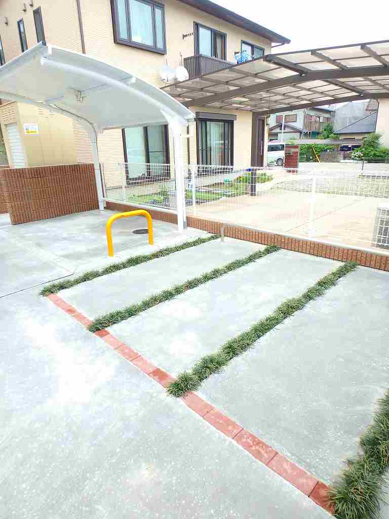ル シャルマン K 02020号室の駐車場
