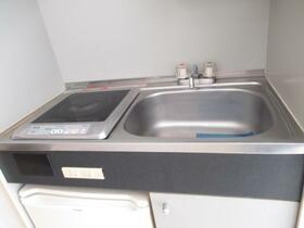 ジュネパレス相模原第21 0102号室のキッチン