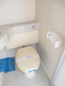ジュネパレス相模原第21 0102号室のトイレ