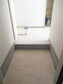 ジュネパレス相模原第21 0102号室の玄関