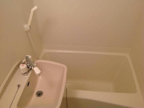レオパレスFUJIMIⅡ 201号室の風呂