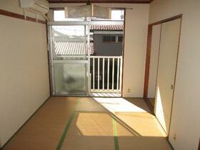 秦正コーポ 0202号室の景色