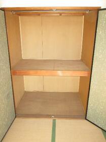 秦正コーポ 0202号室の収納