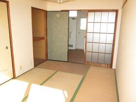 秦正コーポ 0202号室のベッドルーム