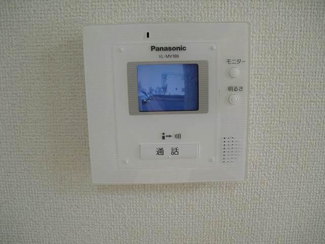 エスペランサⅠ 01010号室のエントランス