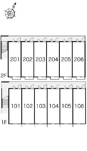 レオパレスパークハイム 104号室のその他