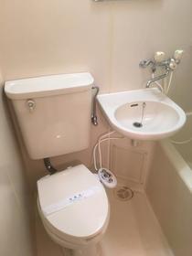 エスポワール 203号室の風呂