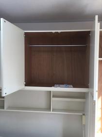 エスポワール 203号室のキッチン