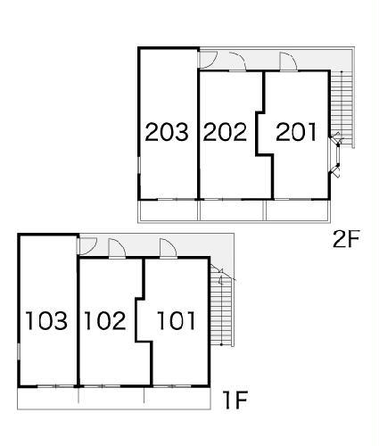 レオパレス本厚木第35 202号室のその他