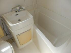 エクセル厚木B 205号室の風呂