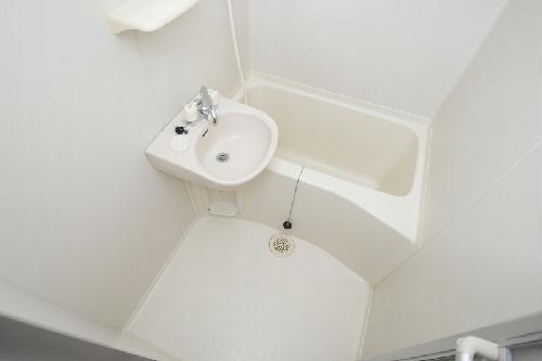 レオパレスMARINO 205号室のキッチン
