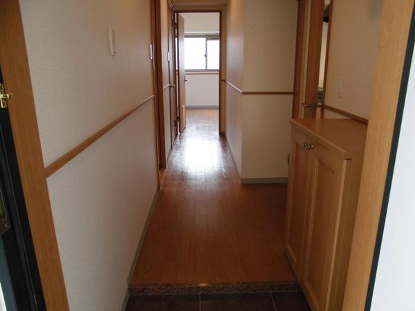 アムール 202号室の収納