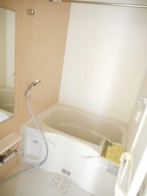 マリーゴールド 01010号室の風呂