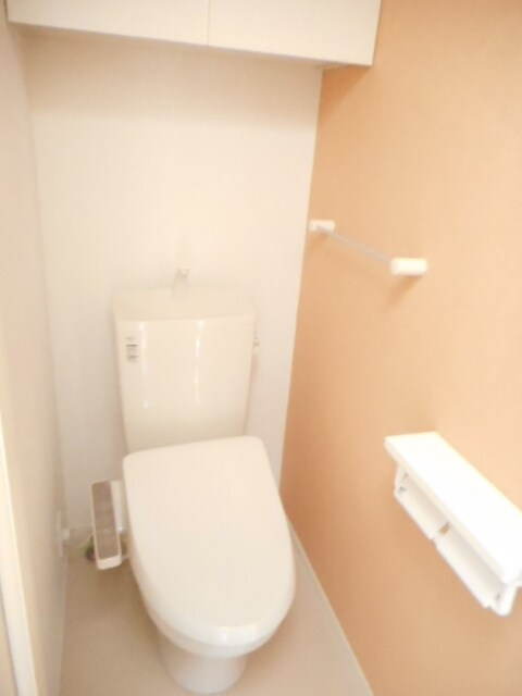 マリーゴールド 01010号室のトイレ