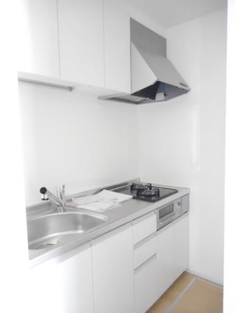 マリーゴールド 01010号室のキッチン