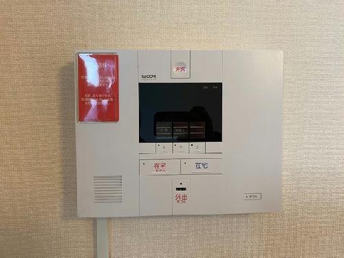 レオパレスAI 107号室のリビング