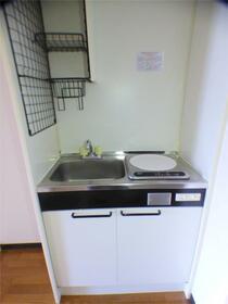 サカイハイツV 302号室のキッチン