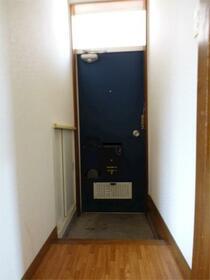 コーポコスモス 201号室のバルコニー