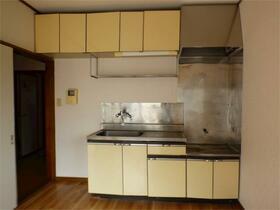 コーポコスモス 201号室のキッチン