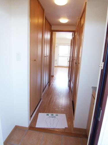 ハイライズ ミズキ 01040号室の玄関