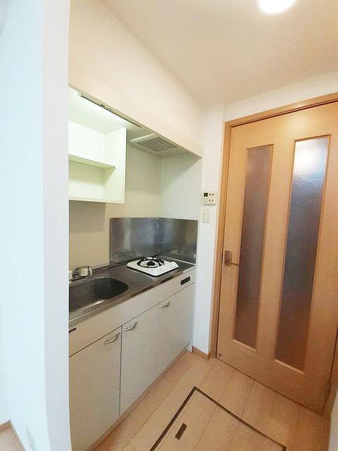 ハイライズ ミズキ 01040号室の収納