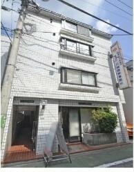 ニューハイツ武蔵関外観写真