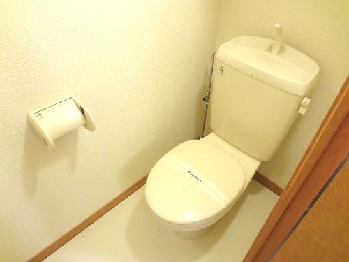 レオパレスINABA 101号室のトイレ