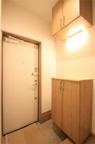 ネスト ケーツー 102号室の玄関