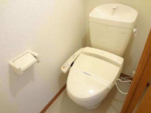 レオパレスHIKARI 110号室のトイレ