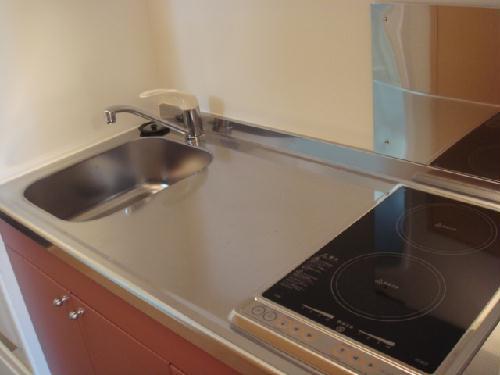 レオパレス水向 206号室のキッチン