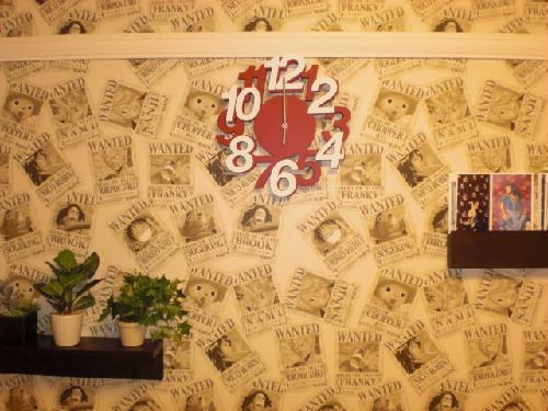 レオパレスリナフェリーチェ 101号室のリビング