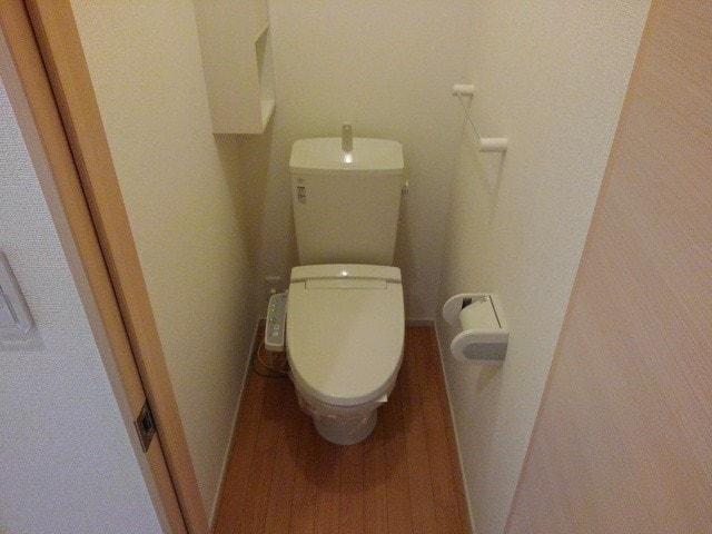 デイジー Ⅱ 01010号室のトイレ