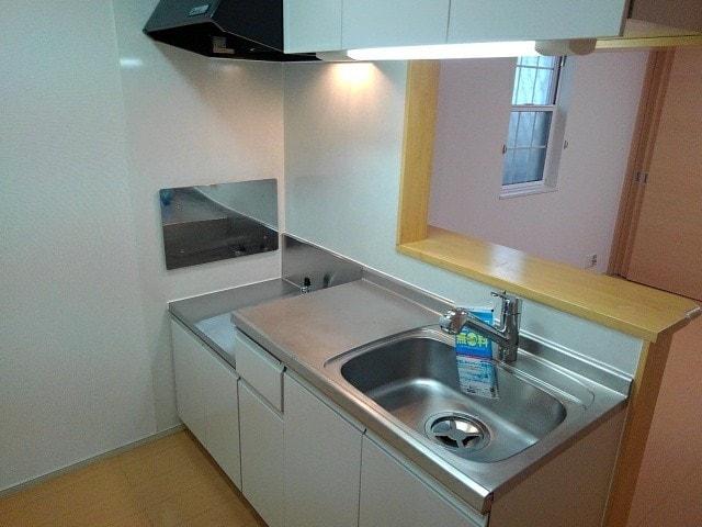 デイジー Ⅱ 01010号室のキッチン
