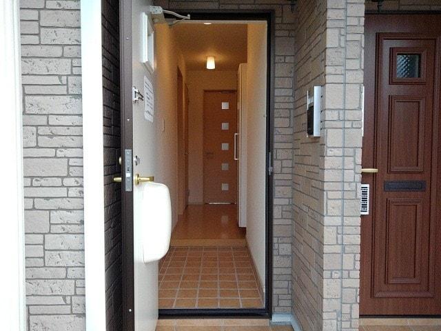 デイジー Ⅱ 01010号室の洗面所