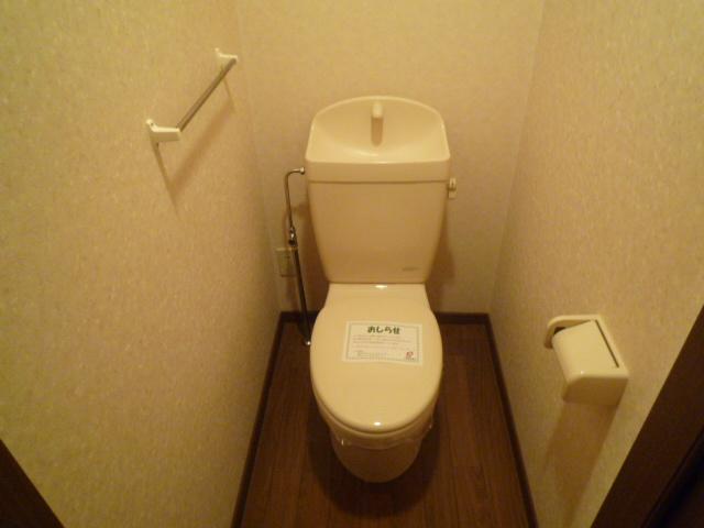 エバーフィールド 03040号室のトイレ