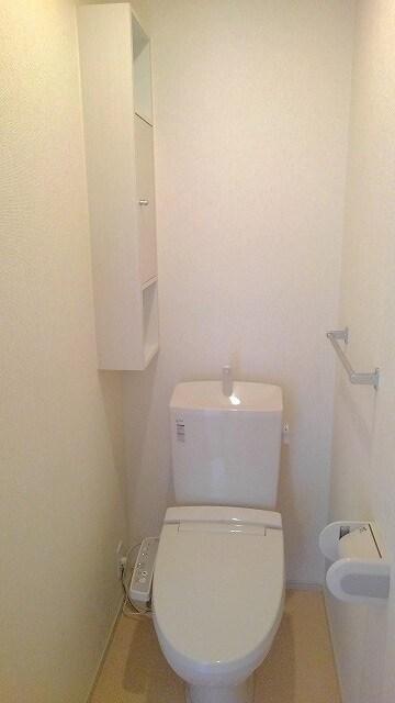 グラン・コート スピカⅡ 01010号室のトイレ