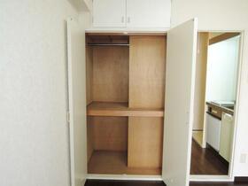 パールシティ川崎 00501号室の収納