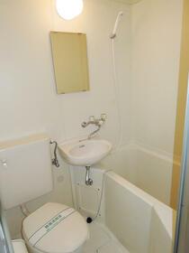 パールシティ川崎 00501号室の風呂