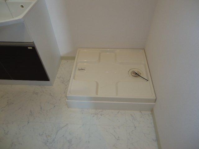 S-ペニンシュラ 201号室の洗面所