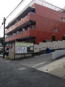 コーポ北新宿外観写真