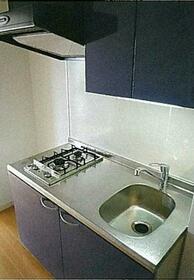 レアシス練馬 302号室のキッチン