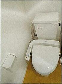 レアシス練馬 302号室のトイレ