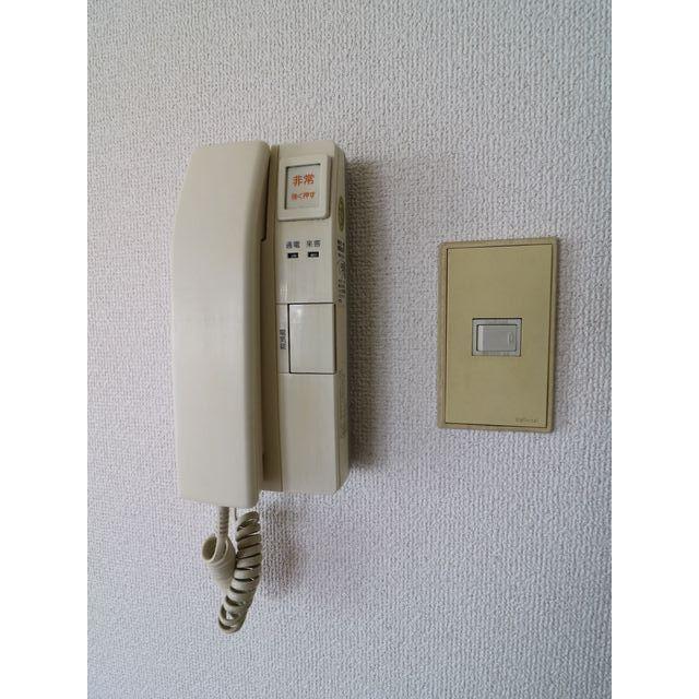 プレール西高島平 301号室のセキュリティ