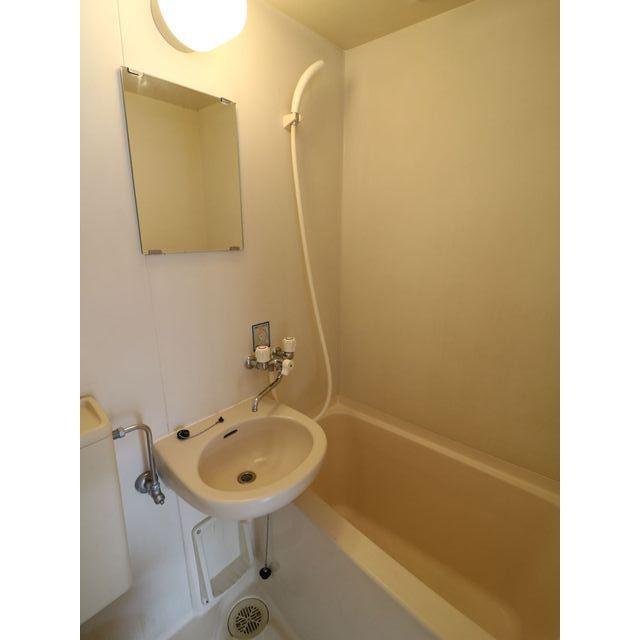 プレール西高島平 301号室の風呂