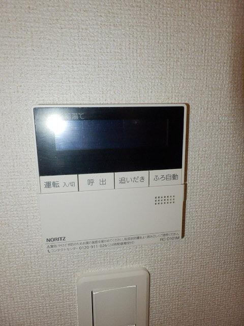 ラ・クープ 01020号室の収納