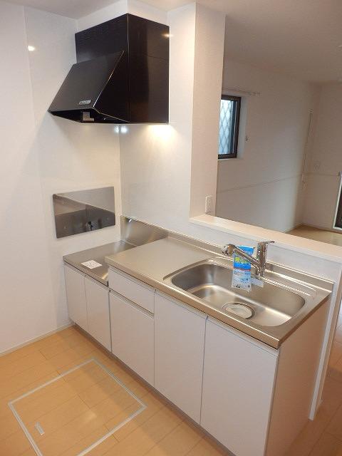 ラ・クープ 01020号室のキッチン
