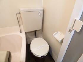 メゾン・ド・シェル 0103号室のトイレ