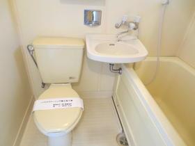 サニー元町Ⅰ 203号室の洗面所