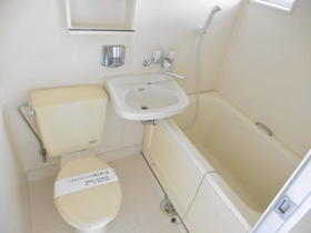 サニー元町Ⅰ 203号室のトイレ