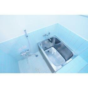 ホワイトハウス 106号室の風呂